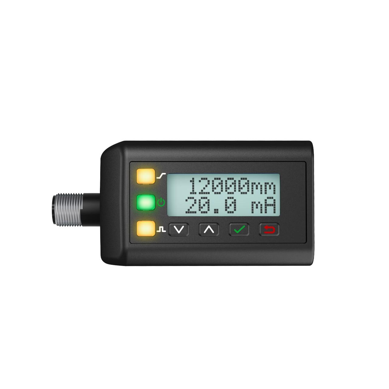 Laser Sensor Ltf12ic2ldq 50 12000mm 4 20ma Npn Pnp Level Sensors Turck Wiring Diagram