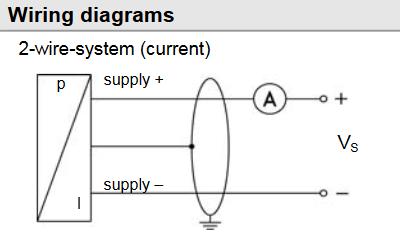 level sensor 0-6m, 4-20ma, g3/4, lmk331 461-6000-1-5-100-k00-1-1-2-000